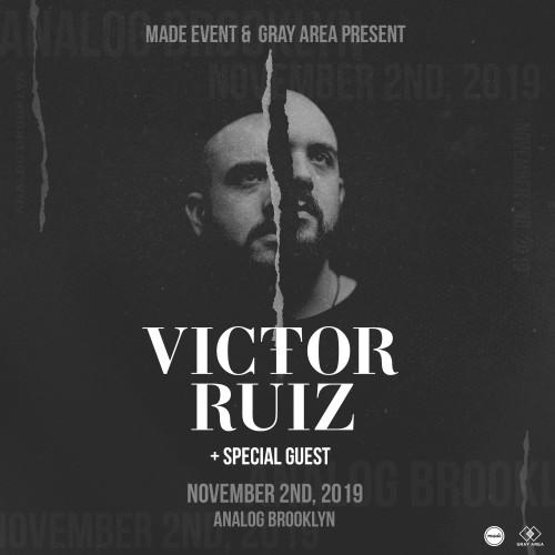 Victor Ruiz [Drumcode] + Bastian Bux / Shalev