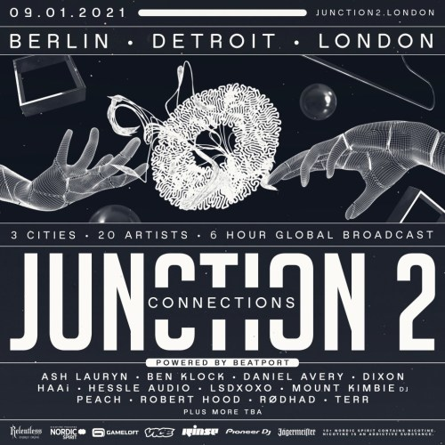 Junction2: Connections