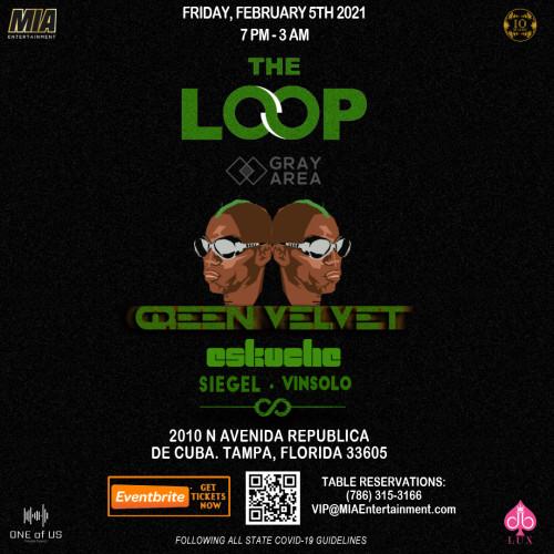 Superbowl Blitz: Green Velvet & Eskuche [Tampa]