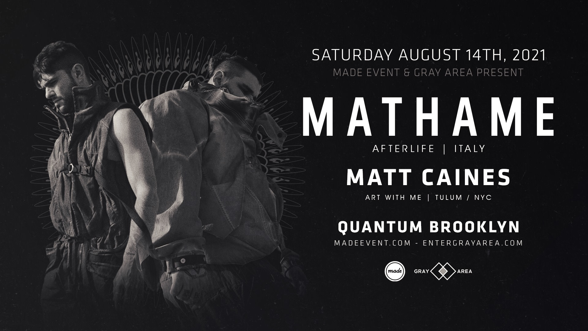 MATHAME [Afterlife] with Matt Caines