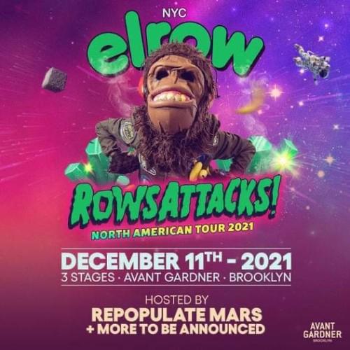 elrow RowsAttacks!