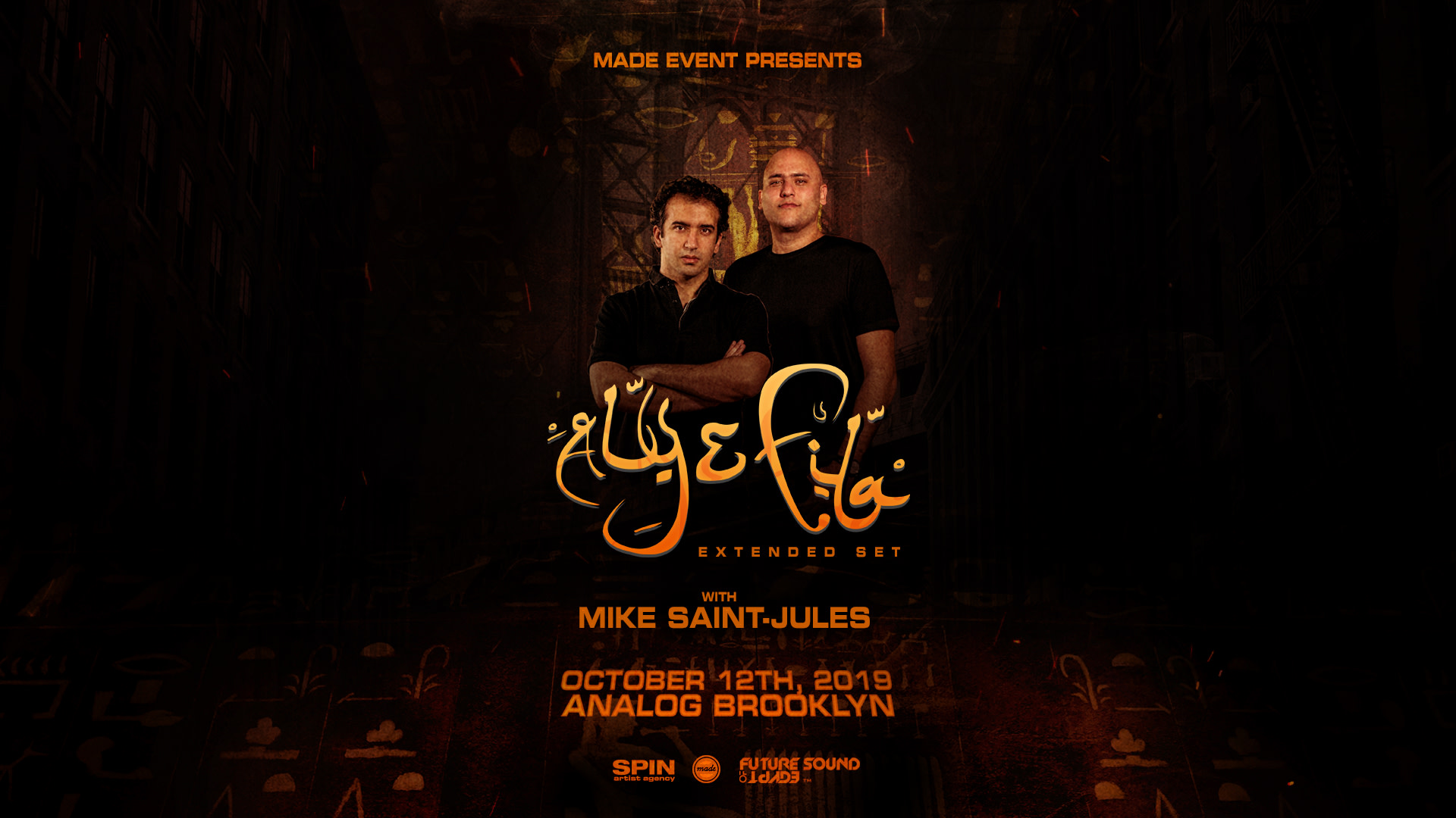 ALY & FILA [Extended Set] + Mike Saint-Jules