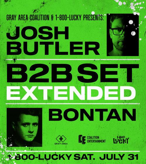 Josh Butler b2b Bontan [Extended Set Miami]