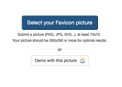 Add Responsive Favicon's - Edward Beazer Blog