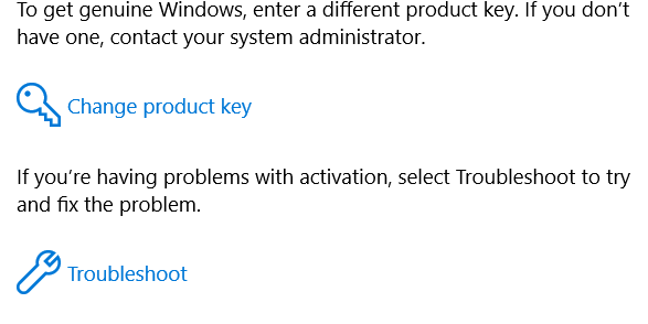 win 7 product key not valid