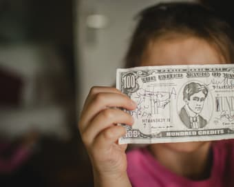 All About Money: Savings and Financial Literacy for Kids