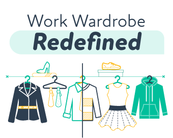 Employees Are Dressing Different: Analysis of Wardrobe Changes Since COVID-19