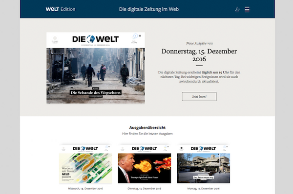 welt-edition-overview