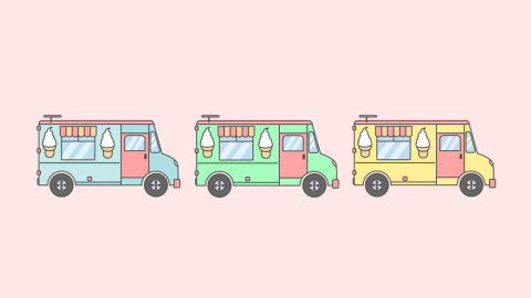 Ice Cream Truck Design: How This Summer Staple Keeps Up With Design Trends