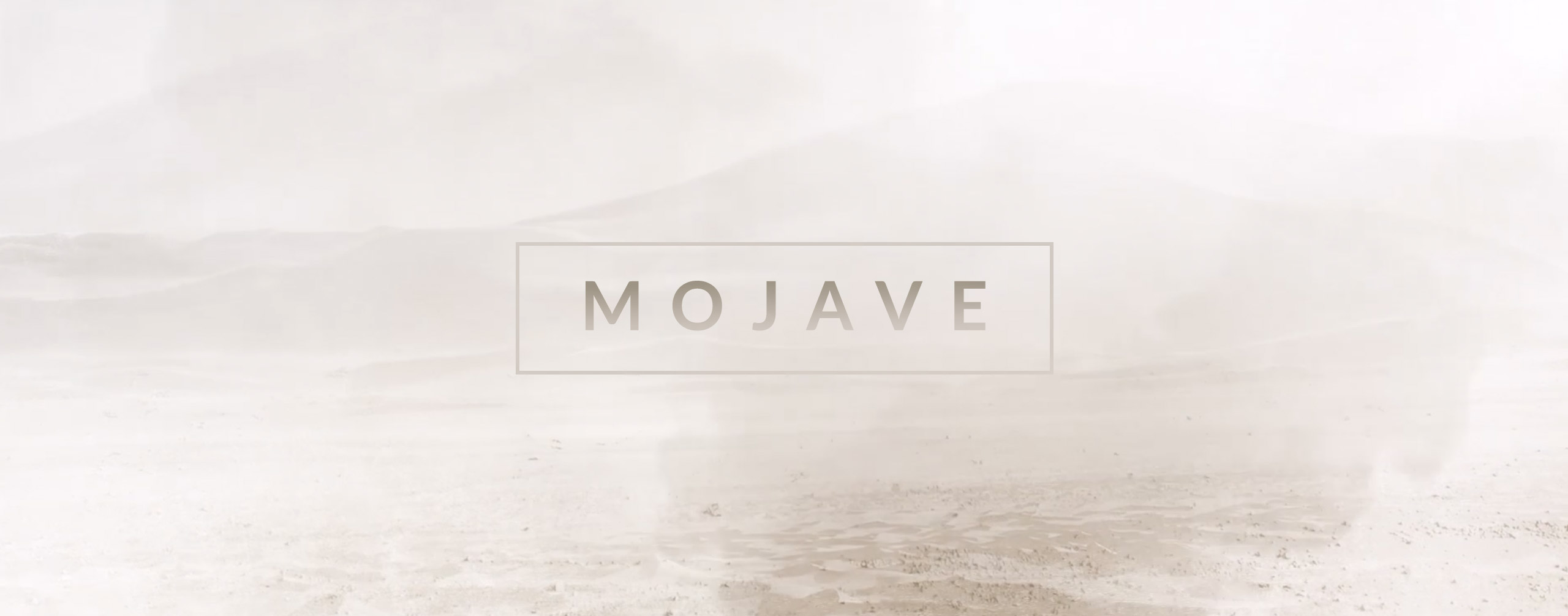 Mojave - Dust Video Effects
