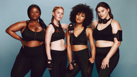 Changing the Fitness Industry through Inclusive Images