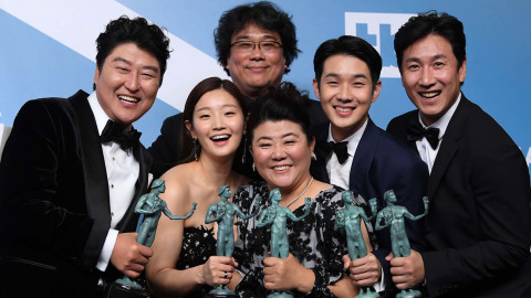 Editorial - Year Review - 2020 - Awards Season - SAG Awards - 10525972gv