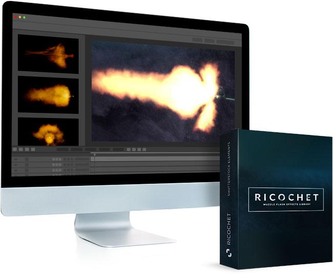 Ricochet - Muzzle Flash Effects