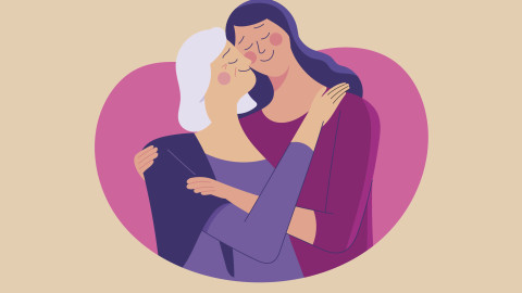 Mother's-Day Vector Thumbnail