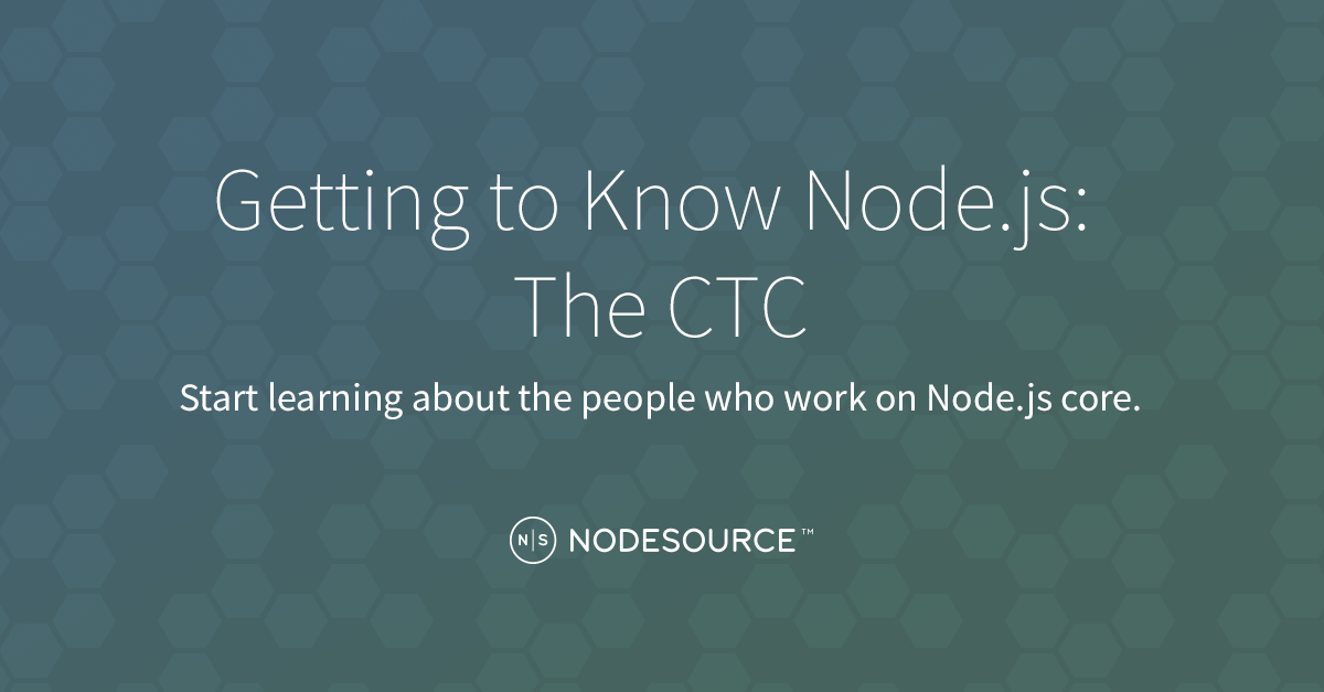 Node.js Enterprise Training and Node.js Enterprise Consulting