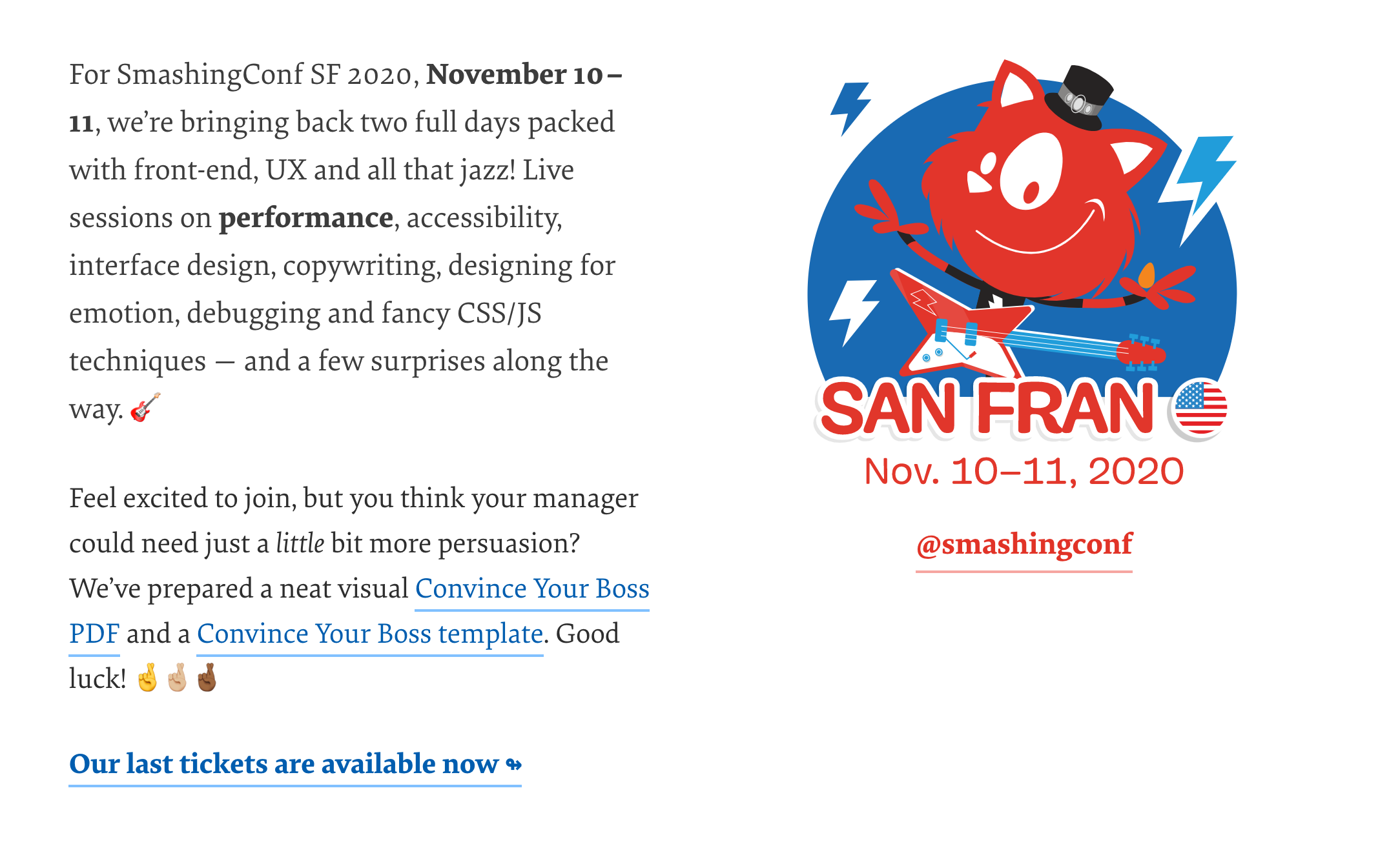 smashingconf