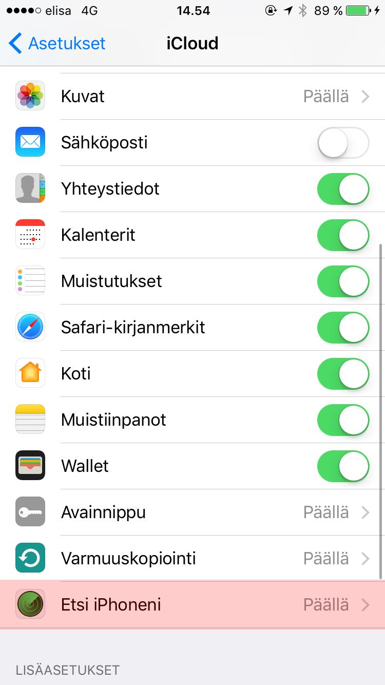 Iphone Lukituksen Poisto