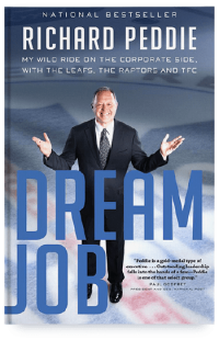 Image of Dream Job book cover