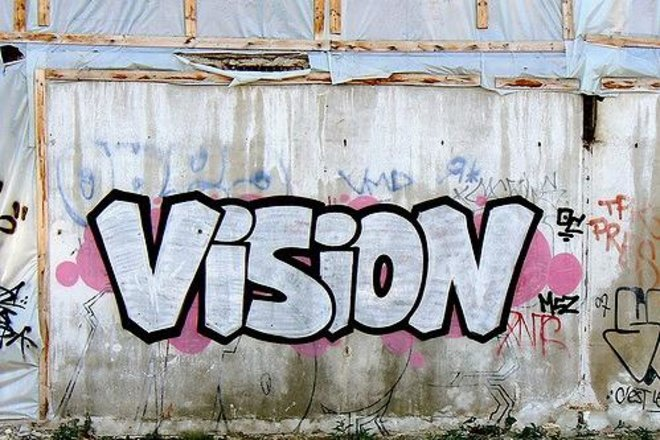 "More on Vision...the ""What""!"