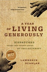 Image of book cover of A Year of Living Dangerously