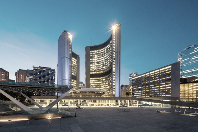 Picture of Toronto City Hall