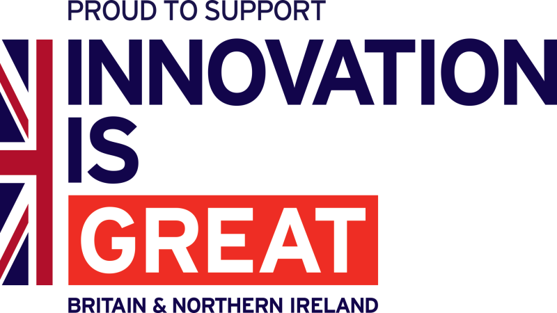Innovation is great flag blue rgb bni proud to support