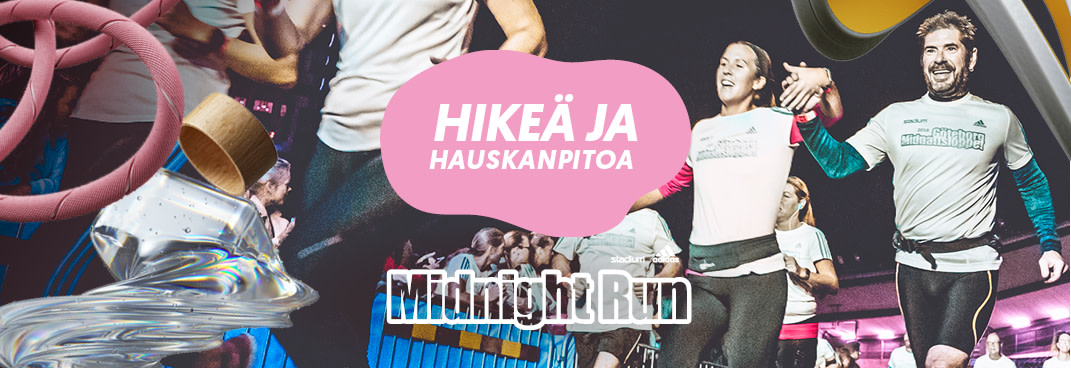 Midnight Run Helsinki