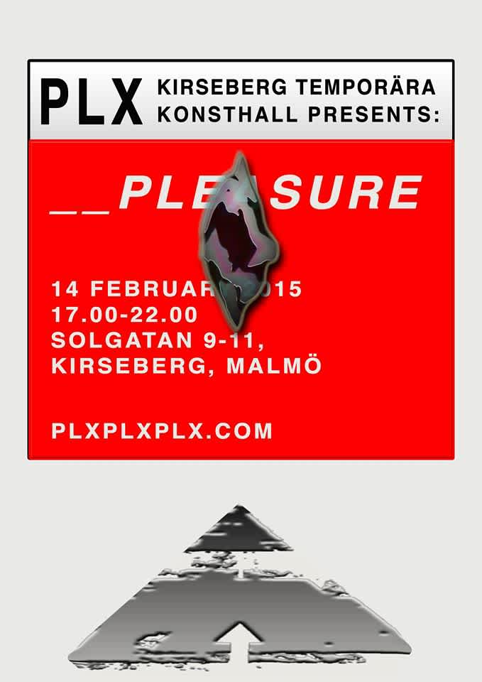 Kirseberg Temporära Konsthall presents: PLEASURE – a group show