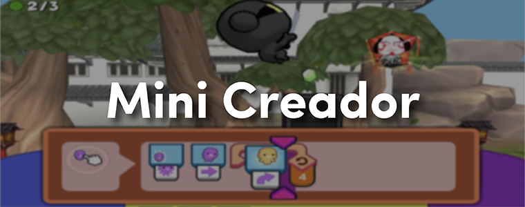 Mini Creador | Crack The Code
