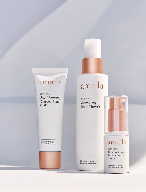 Amala Clinical art direction