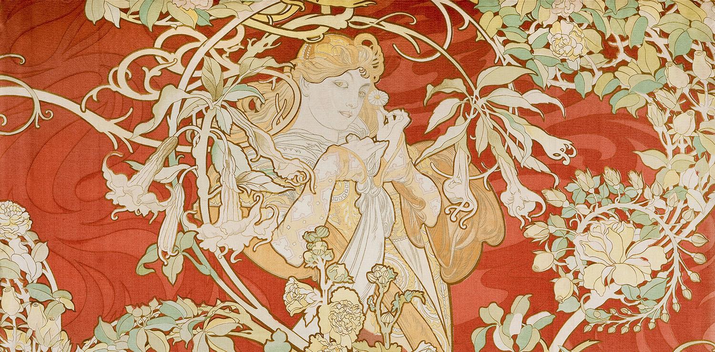Women In Art Nouveau