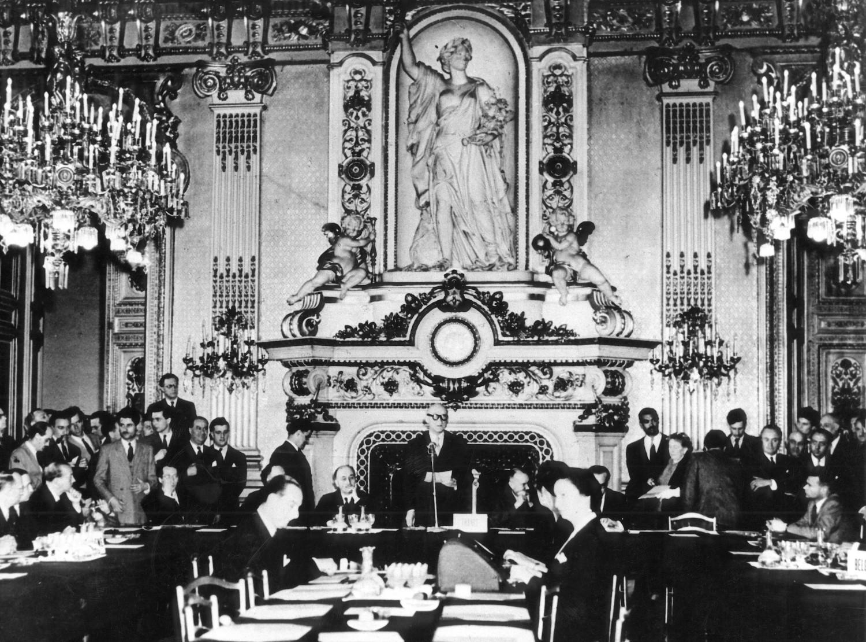 70° anniversario della dichiarazione Schuman. 9 maggio 1950