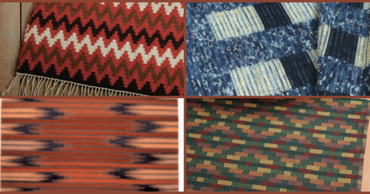 How to Weave a Rug: 3 Free Rug Patterns