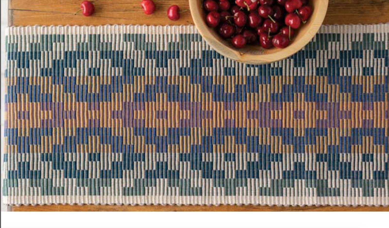 Free Rug Weaving Patterns | Handwoven