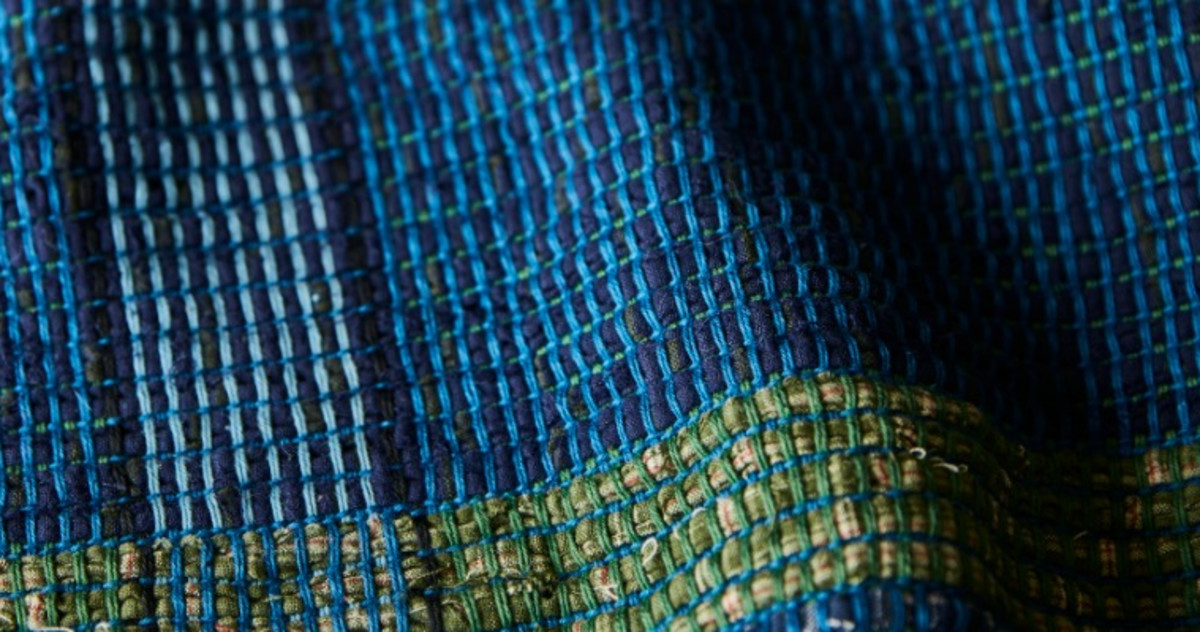 Rigid-Heddle Rag Rug | Handwoven