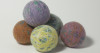 Use Your Thrums and Weftovers: Dryer Balls Image