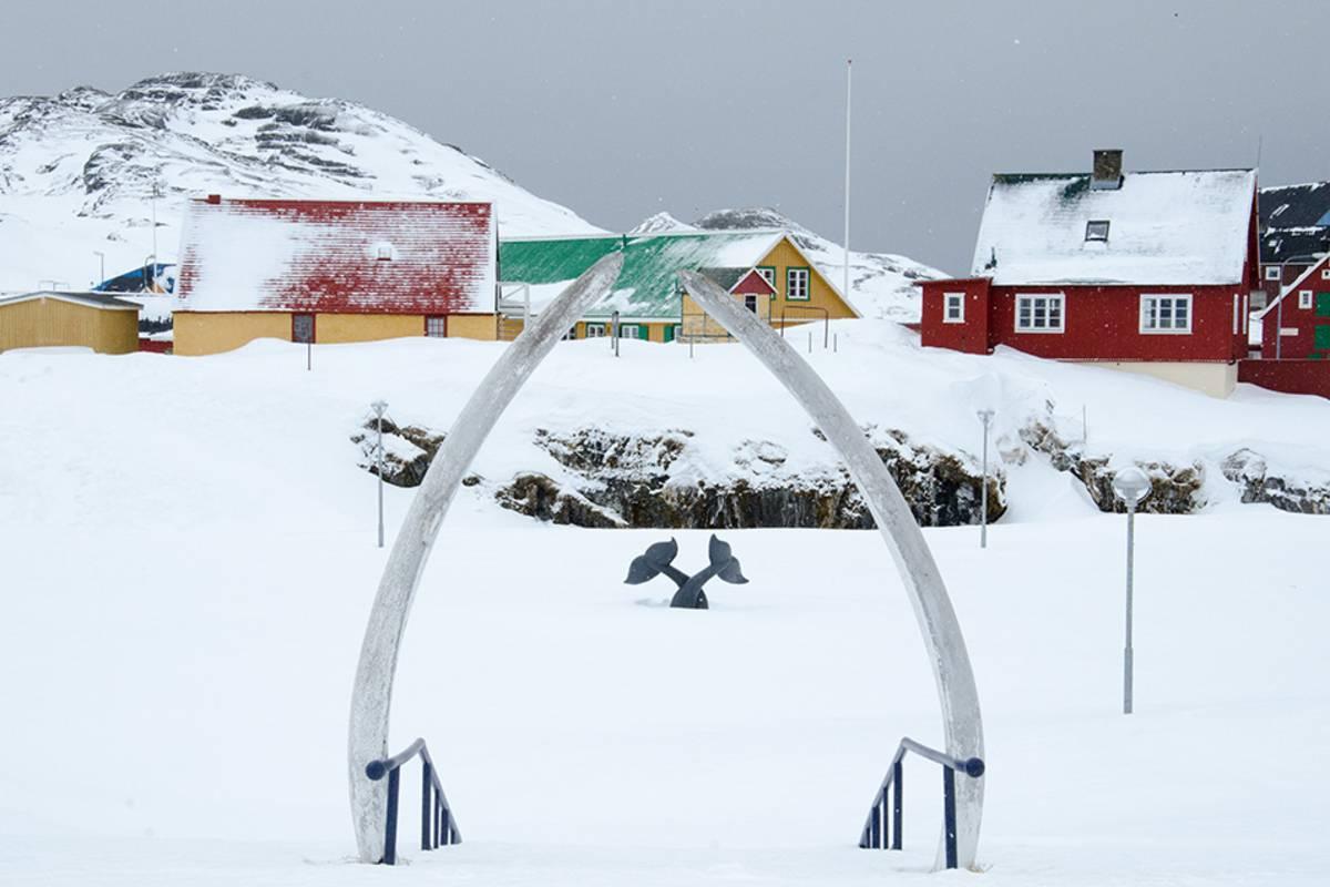 Arctic indigenous community