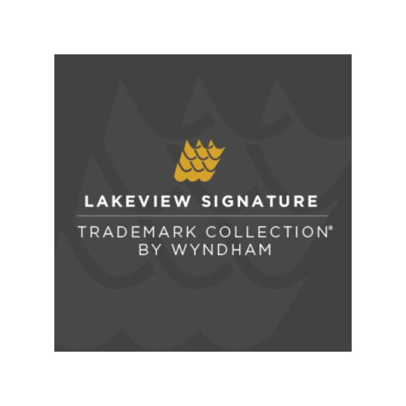 Lakeview Signature, Trademark Collection by Wyndham logo