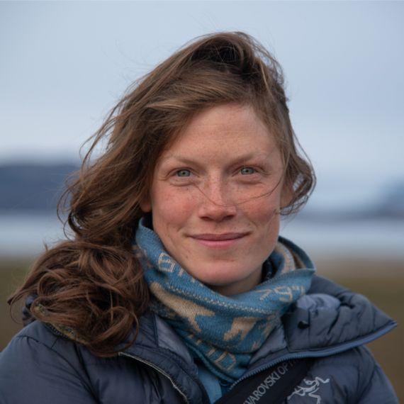 Headshot of Joanna Sulich
