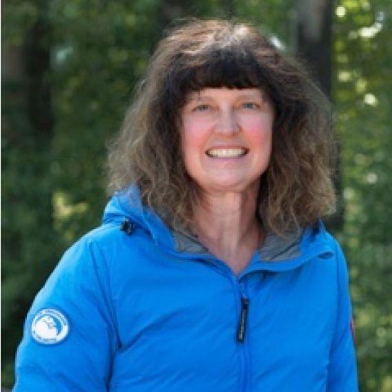 Headshot of Vickie Backus