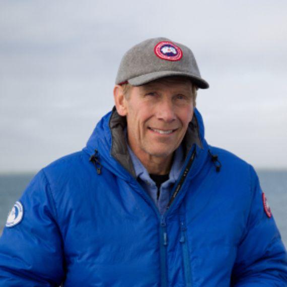 Headshot of Dr. Steven Amstrup