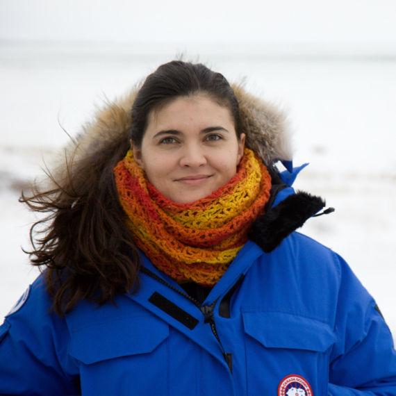Headshot of Dr. Thea Bechshoft