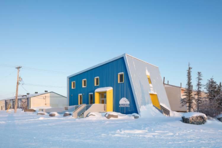 Polar Bears International House