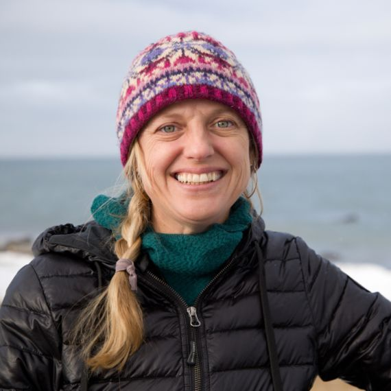 Headshot of Krista Wright
