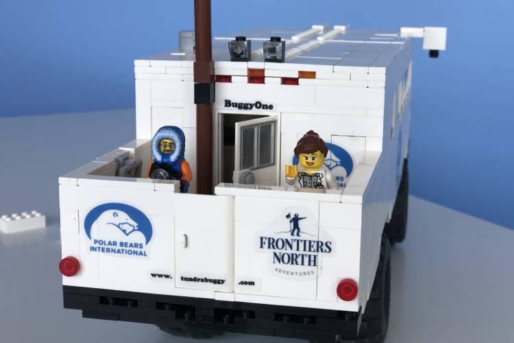 LEGO Tundra Buggy One