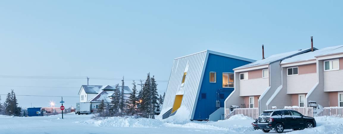 Inside the Polar Bears International House