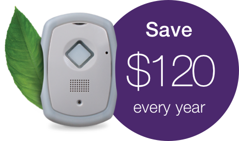 LivingWell Companion Go. Black Friday Offer. Save $120 every year.