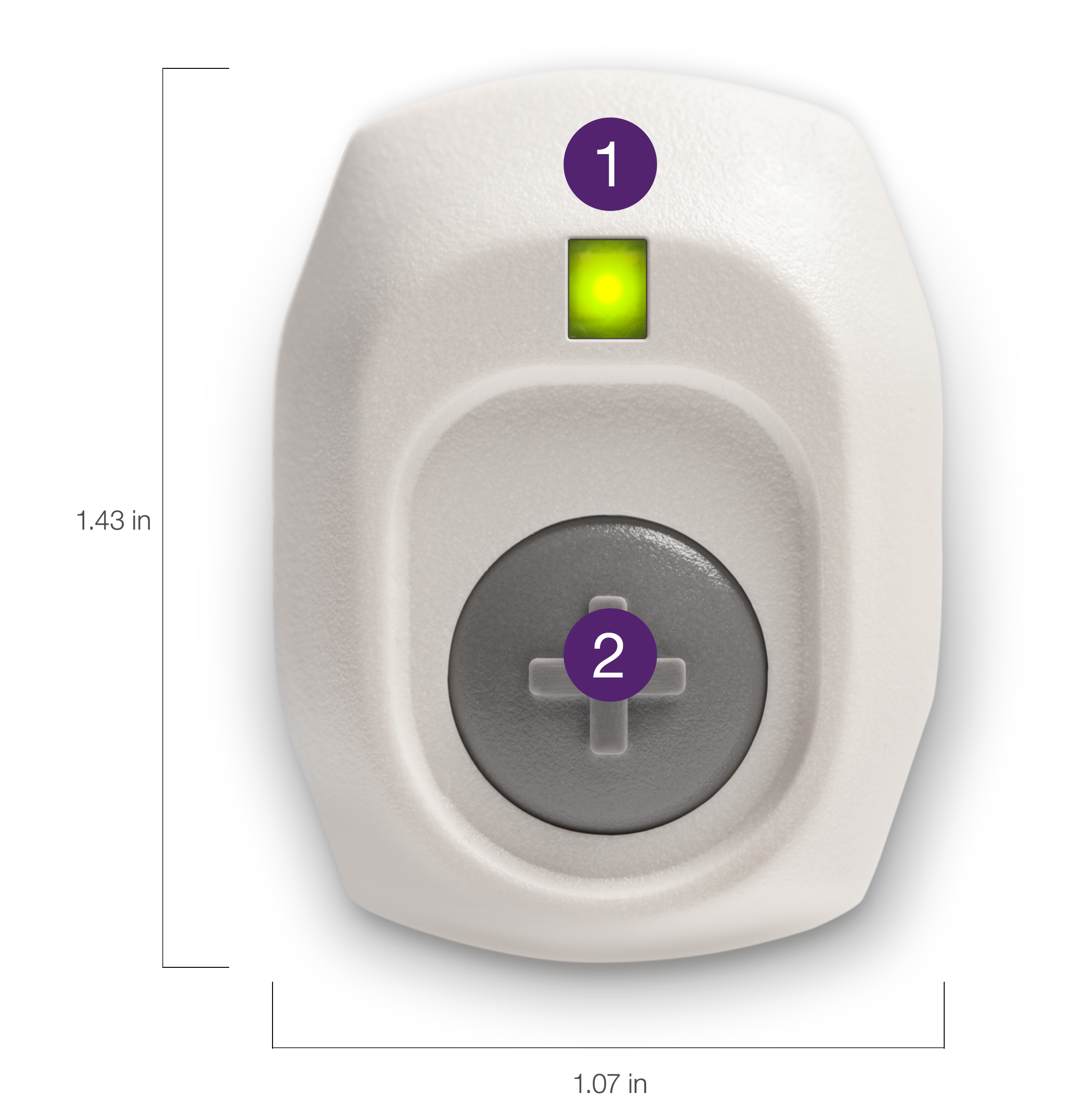 LivingWell Companion Home without fall detection