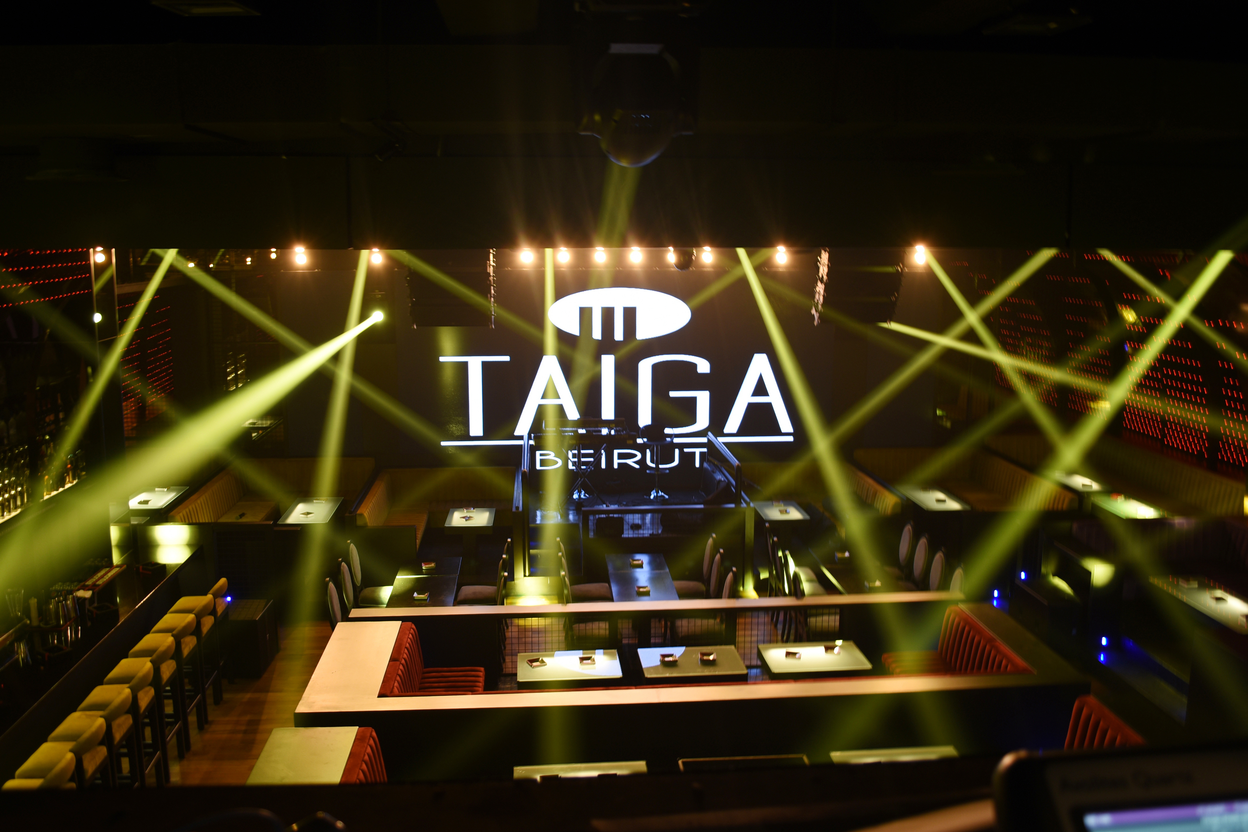 Taiga Beirut Opens its Doors with State-of-the-Art Sound – K-array