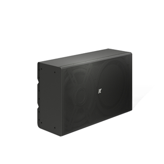 K-array Rumble-KU210 high power passive subwoofer with 2 x 10